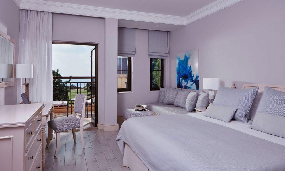 aphrodite hills standard room