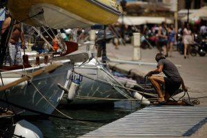 aigina-fishing-port