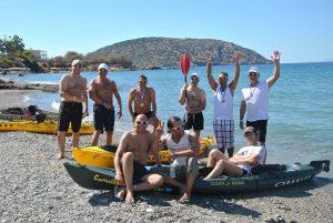 canoe-teambuilding