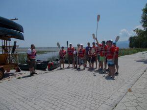canoe-teambuidling-kerkini