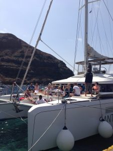 santorini-island-cruising