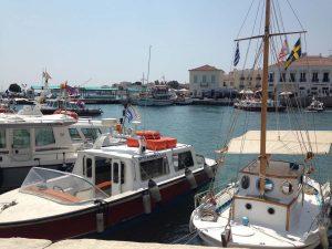 spetses-boats
