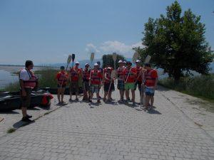 canoe-teambuilding-kerkini-lake